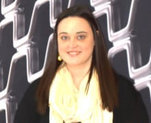 Meaghan Bodewes : Receptionist