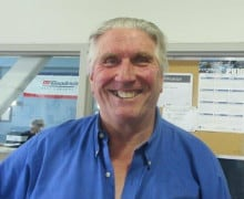 Peter Havard : Service Advisor